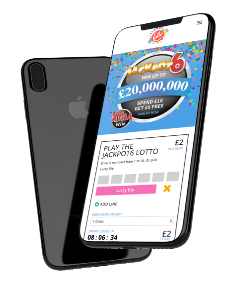 Lotto iPhone